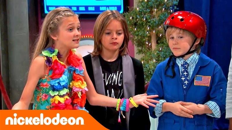 Никки Рикки Дикки и Дон 1 сезон 2 серия Nickelodeon Россия