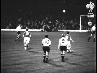 Football League  V Irish League  (1960)