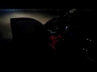 Коврики EVA + Холодный неон в Ford Focus 2