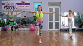 LEGS + ARMS + BELLY + HIPS EXERCISE | 10 Simple & Effective Workout at Home | Lesson 4