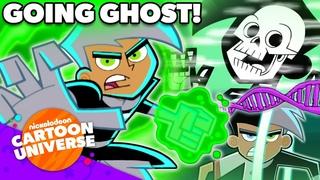 Epic Danny Phantom 'Going Ghost' Moments! 👻   Nickelodeon Cartoon Universe