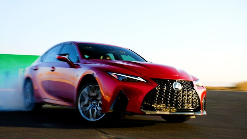 V8 Throwdown 2022 Lexus IS 500 F SPORT Performance I MotorTrend