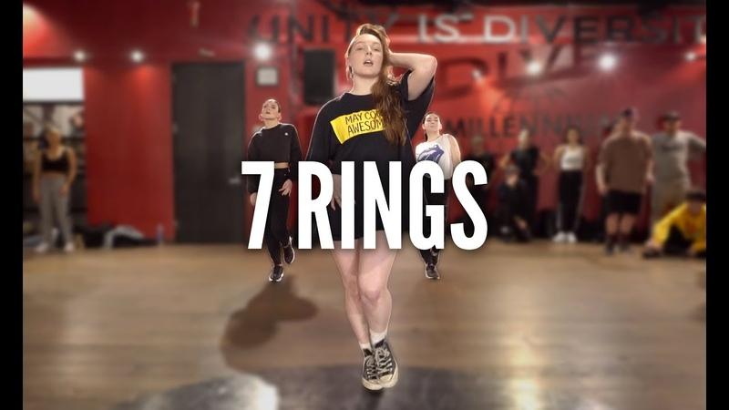 ARIANA GRANDE 7 Rings Kyle Hanagami Choreography