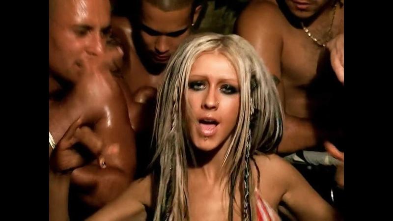 Christina Aguilera Dirrty feat Redman HD