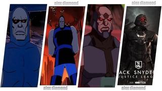 Darkseid Evolution 2021