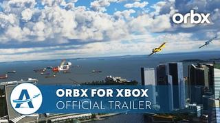 Orbx - Xbox Release Trailer   Microsoft Flight Simulator [Official Trailer]