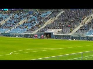 Гимн Лиги Чемпионов.. Зенит (Санкт-Петербург,Россия) vs Боруссия (Дортмунд,Германия)