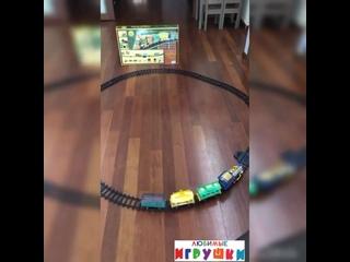 Любимые игрушки Омск kullanıcısından video