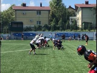 Видео от ВАРЯГИ | Вологда | Американский футбол | Юниоры