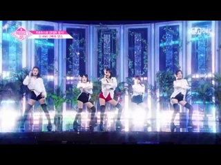 PRODUCE 48 [48 Special] I AM ×2 speed challenge | Concept Evolution 180824 EP. 11 (produce48)