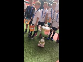 Video by Юниор - Детская Футбольная Школа   Псков