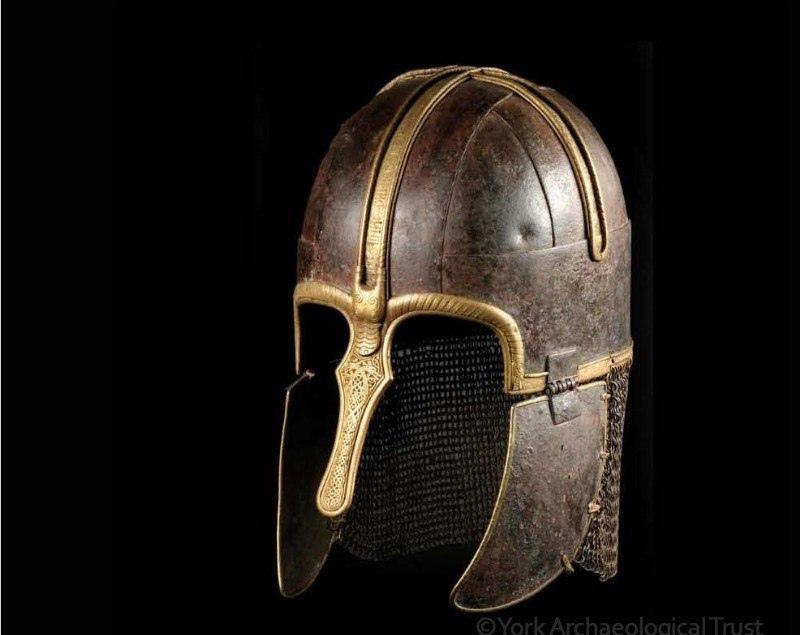 Англосаксонский шлем