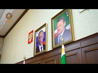 Оргкомитет по празднованию 70-летия А-Х. Кадырова