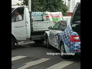 Видео от Москва на дорогах | ДТП Москвы