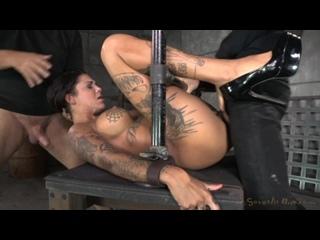 SexuallyBroken - November 14, 2014 - Bonnie Rotten - Matt Williams - Owen  (BDSM / БДСМ / Порно)