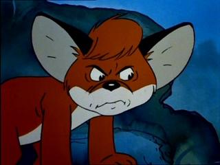 Вук (Венгрия, 1981) полнометражный мультфильм, советский кинотеатральный дубляж