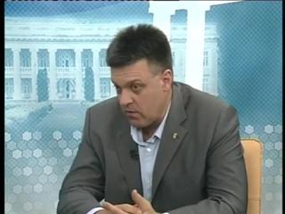 Україна в сучасній геополітиці позиція ВО Свобода  Коментар Олега Тягнибока