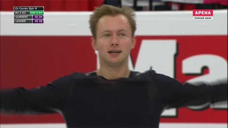 EC2018 Alexander MAJOROV SP