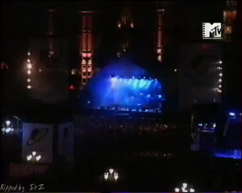 Легендарный концерт Prodigy в Москве 1997 год. 250 тысяч человек
