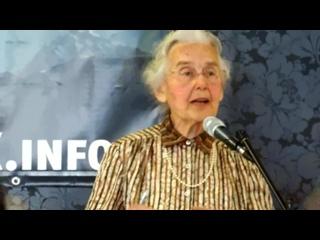 """ZEITZEUGEN reden über """"WIDERSPRÜCHE der Judenverfolgung"""" (Ursula Haverbeck VORTRAG) [Teile 5 bis 7 von 7 UNZENSIERTEN]"""