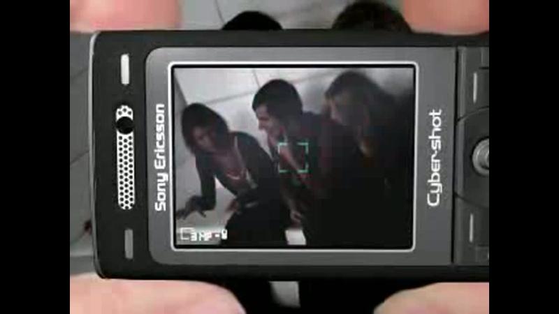 Demo Tour Sony Ericsson K800i