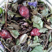 "Чай зеленый ""Таежный микс"""