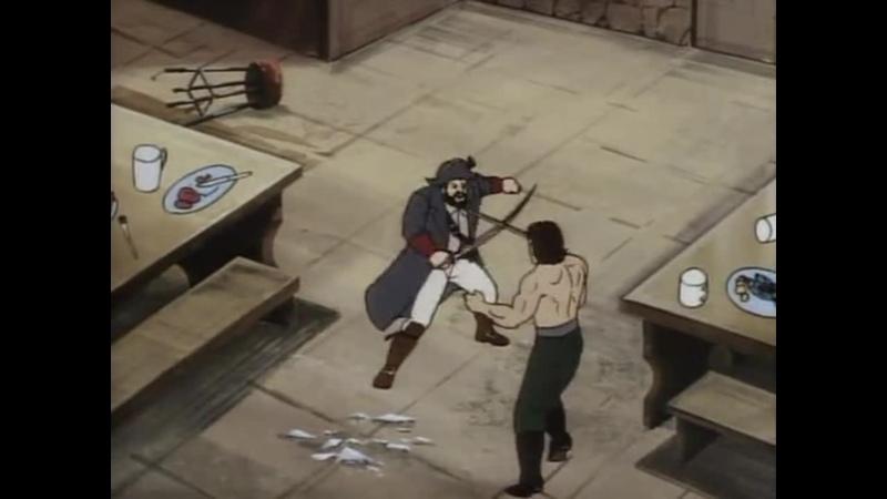 Рэмбо и Силы Свободы 23 серия на английском