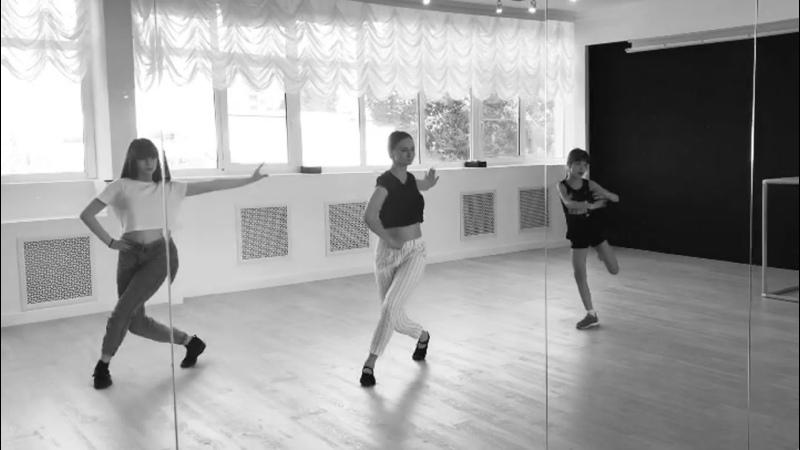AlientoSTUDIO Современная хореография