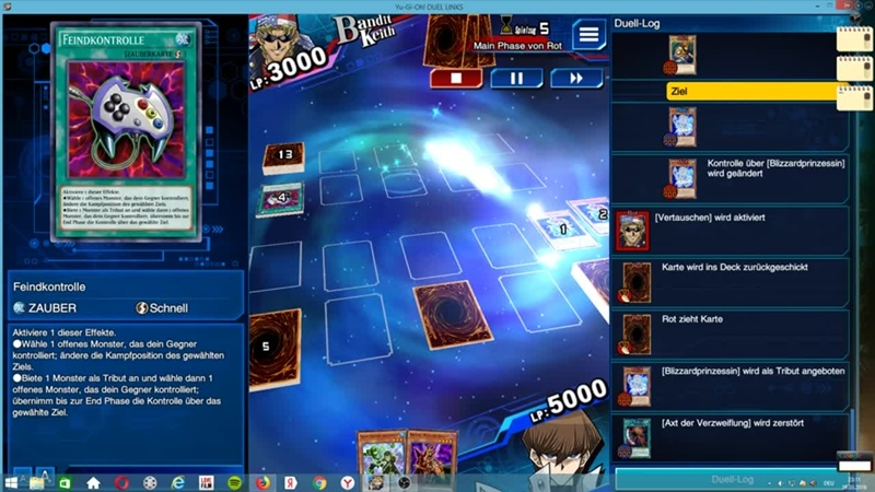 Japan Blizzardprinzess deck