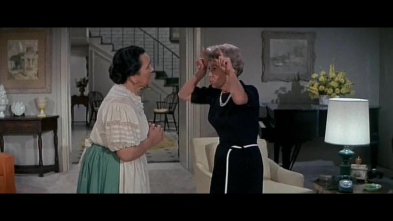 Я ВЕРНУЛАСЬ ДОРОГОЙ 1963 мелодрама комедия Майкл Гордон 720p