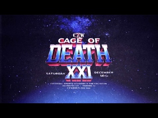 CZW Cage Of Death XXI ()