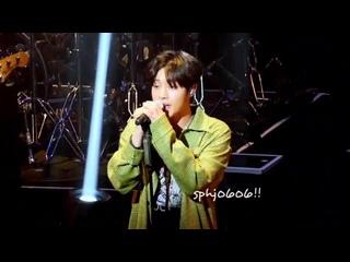 [] KHJ Japan Tour 2020  <MOON TOUR> - Hachioji D-1 -- Paradise