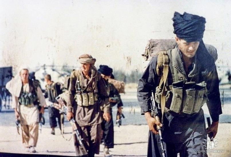«НАШ ОТВЕТ ДЖОНУ РЭМБО». Действия спецназа в Афганистане дали не менее половины...