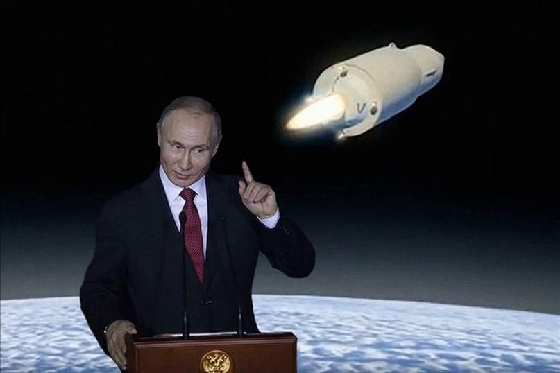 Андрей Нальгин. О новых мультиках Путина