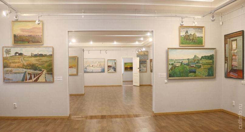 Побывать в Тотьме можно не выезжая из Вологды: в Доме Корбакова открылась выстав...