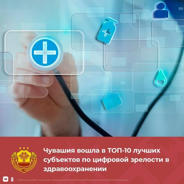 🌐 Составлен рейтинг цифровой зрелости субъектов РФ...