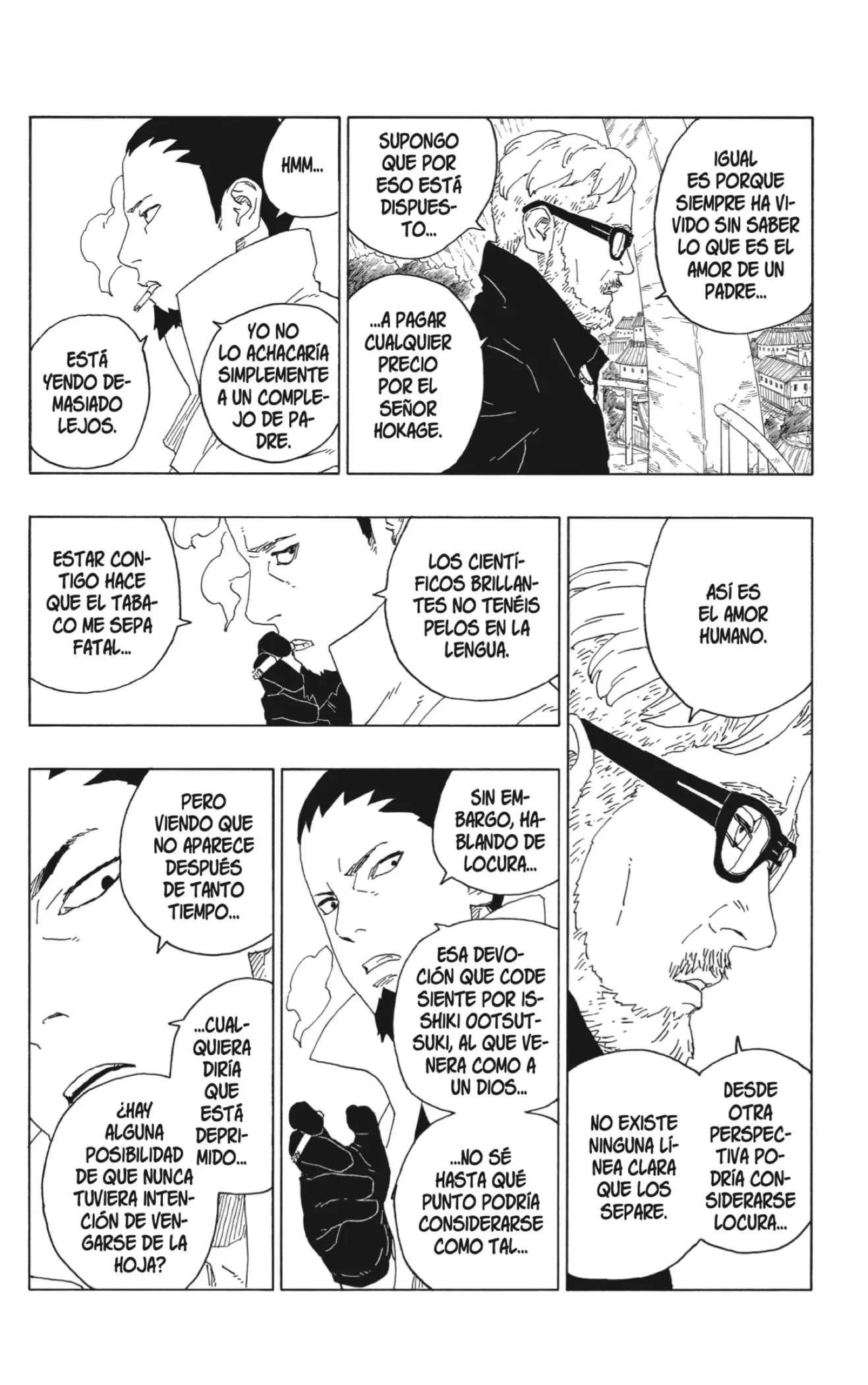 Boruto Manga Capitulo 61, image №17