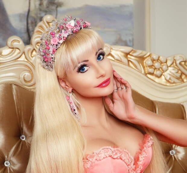 Просто кукла Таня Тузова