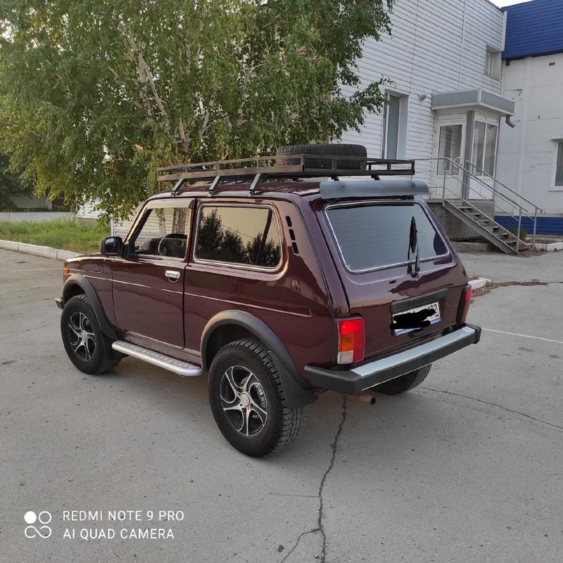 Купить LADA NIVA 2012 г.в. пробег 104т.км Один | Объявления Орска и Новотроицка №27572