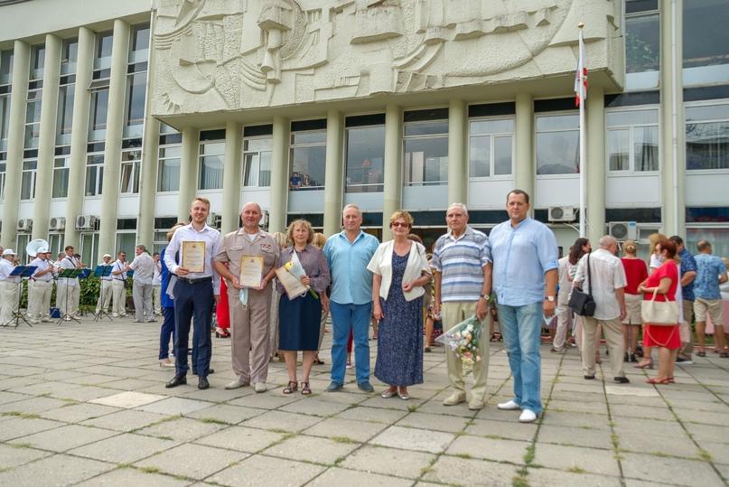 За высокие достижения в социальной деятельности отель Yalta Intourist занесён на Доску почёта Ялты
