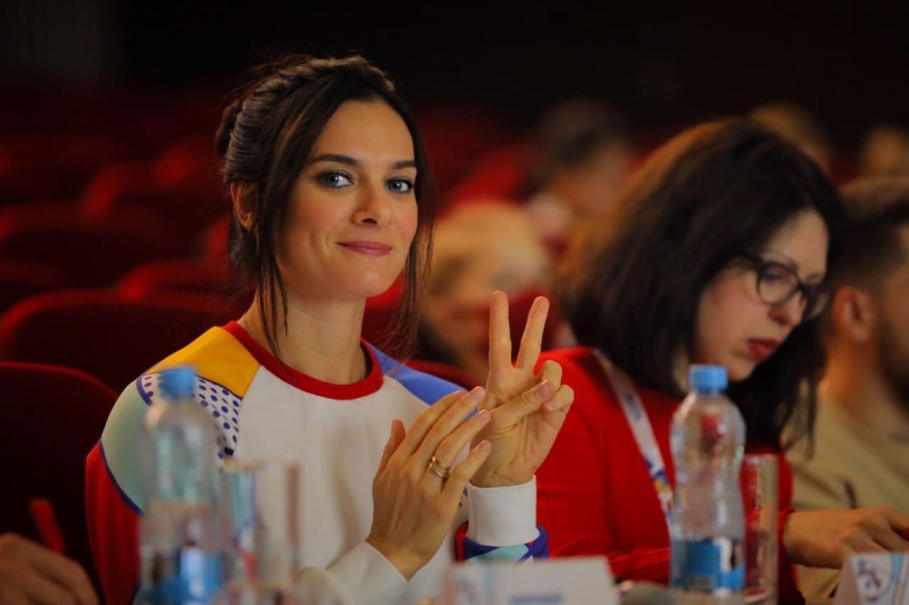 фото из альбома Елены Исинбаевой №2