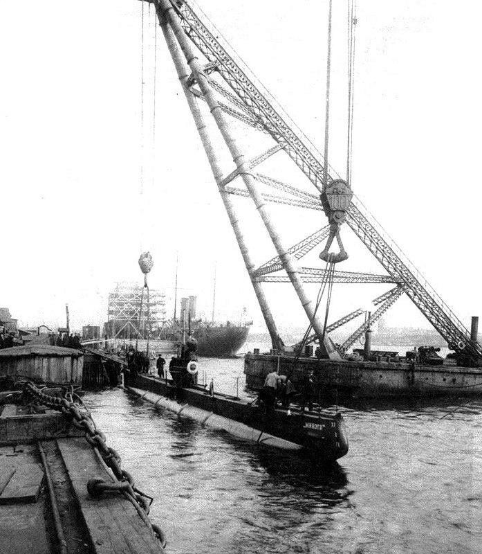 22 октября 1908г. на Балтийском заводе в Санкт-Петербурге была спущена на воду п...