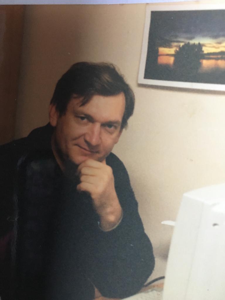 Судьба человека. Владимир Репьев. Призер Олимпиады, интеллектуал, кандидат технических наук…, изображение №13