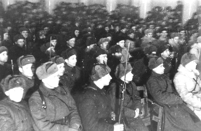 80 лет назад 14 октября 1941 года началась оккупация Калинина.   Освободить его Красной Армии удастся... Тверь