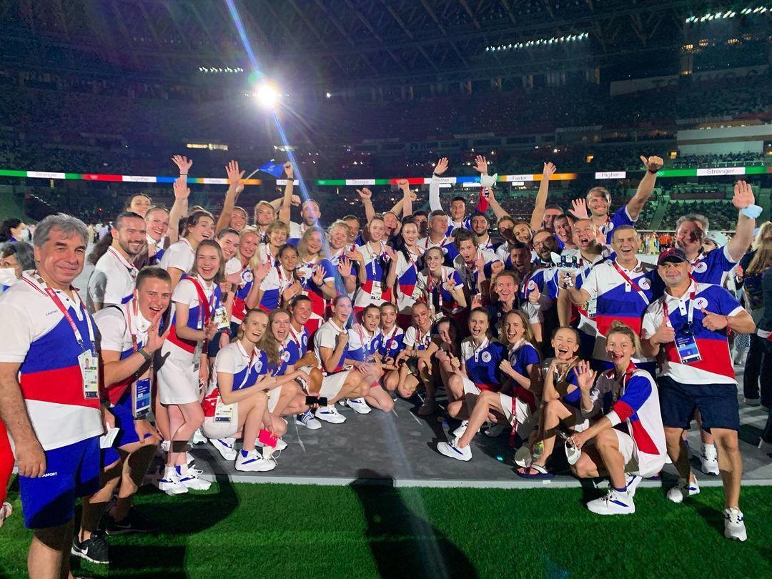 Олимпийские игры в Токио завершились. Россия в