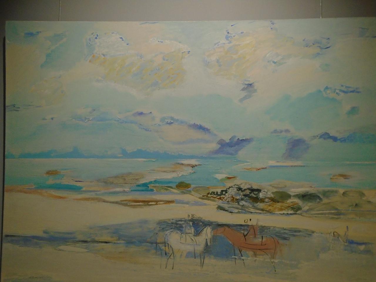 Французская живопись - в башкирских пейзажах