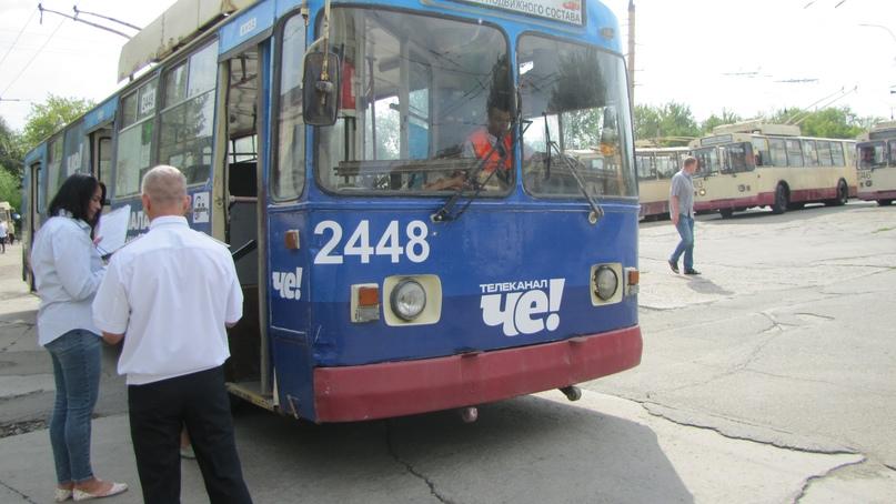 Конкурс профессионального мастерства среди водителей троллейбуса— 2021., изображение №30