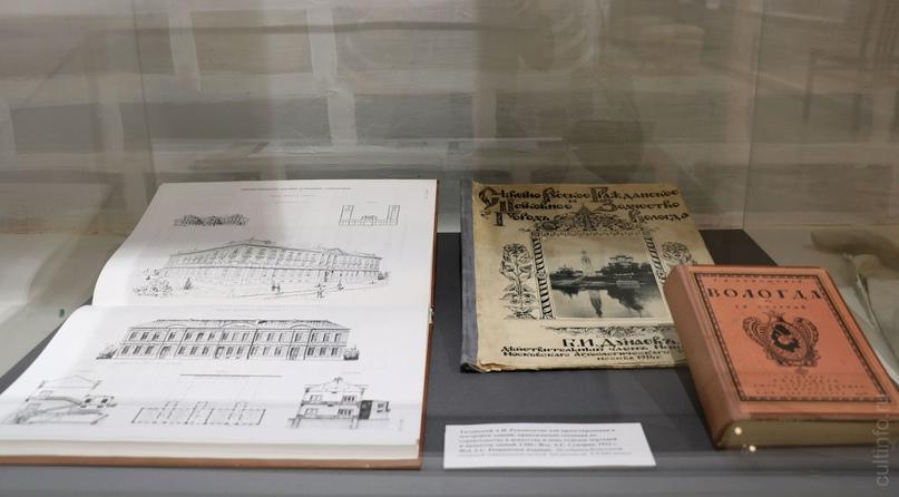 В Юго-Западной башне открылась первая в истории Вологодского музея-заповедника в...