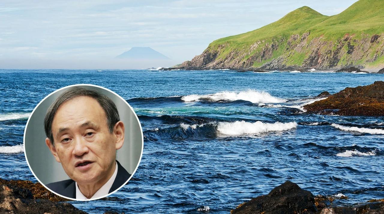 Премьер Японии заявил, что на острова южной части Курил распространяется суверенитет Токио