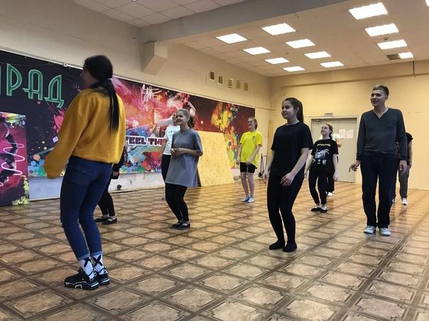24 сентября в 18:00 прошел мастер-класс по HIP-HOP DANCE